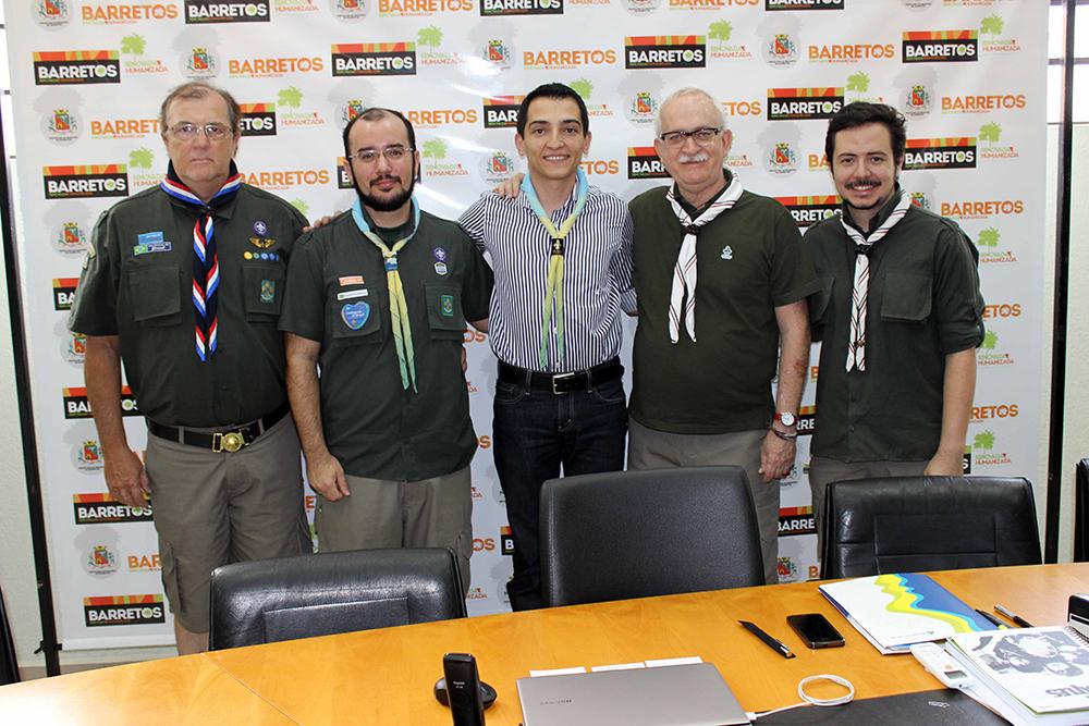 Jamboree Nacional acontece em julho de 2018 em Barretos
