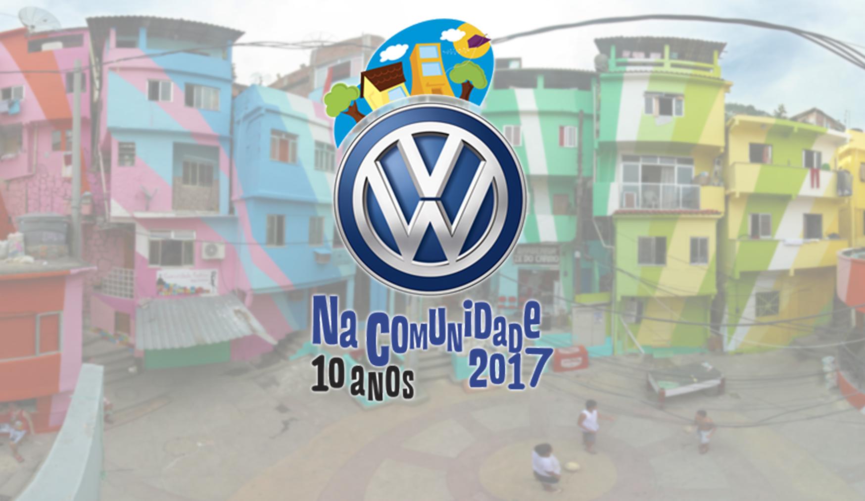 Captação de Recursos – Volkswagen na Comunidade