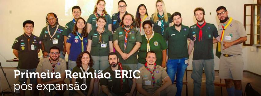 Reunião estratégica da Equipe Regional de Imagem e Comunicação