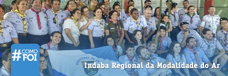 #Como foi : Indaba Regional da Modalidade do Ar 2017