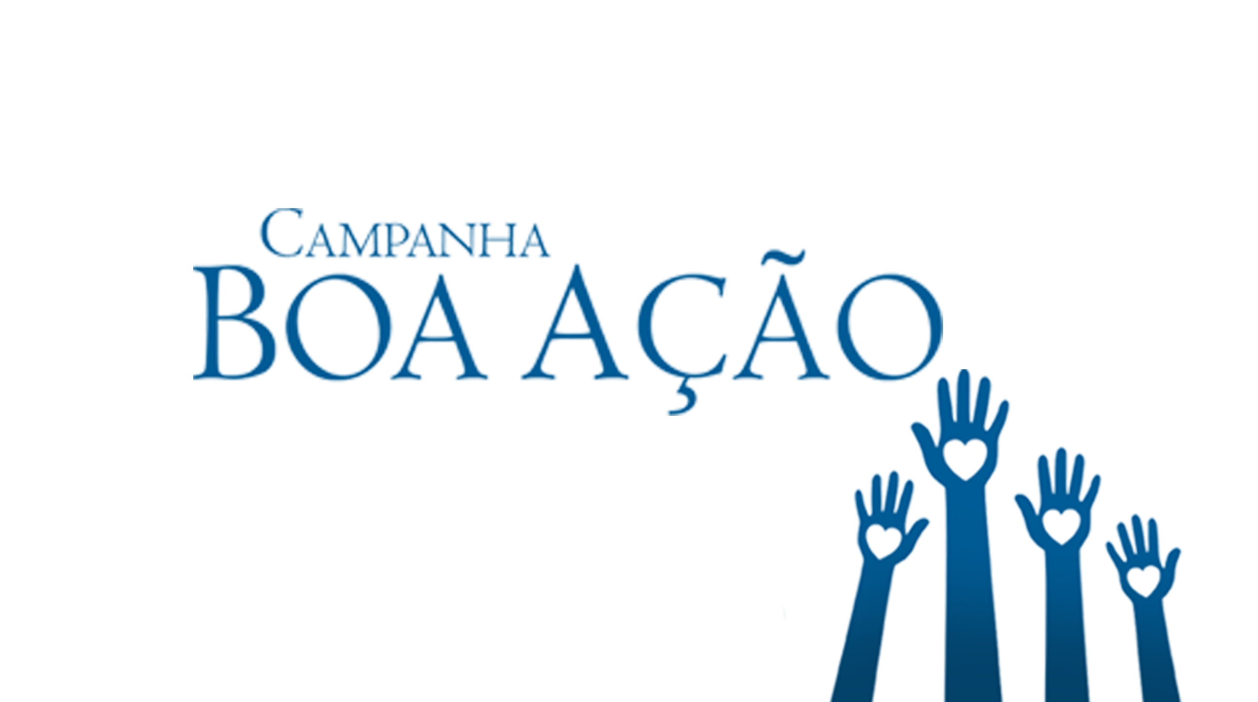 Encerramento da primeira fase da Campanha Boa Ação (Doe seu cupom fiscal)