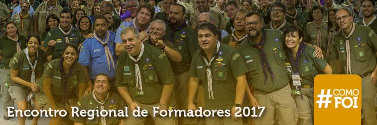 Encontro Regional de Formadores 2017