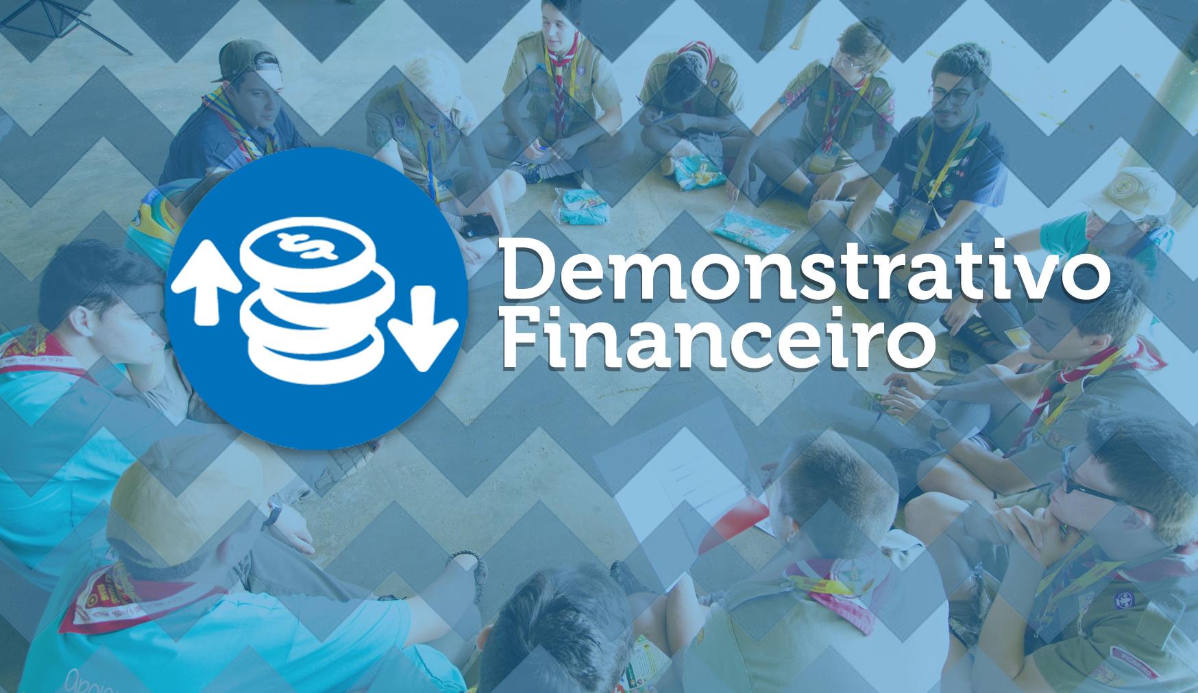 Errata do Demonstrativo Financeiro Mensal – jan a dez 2016