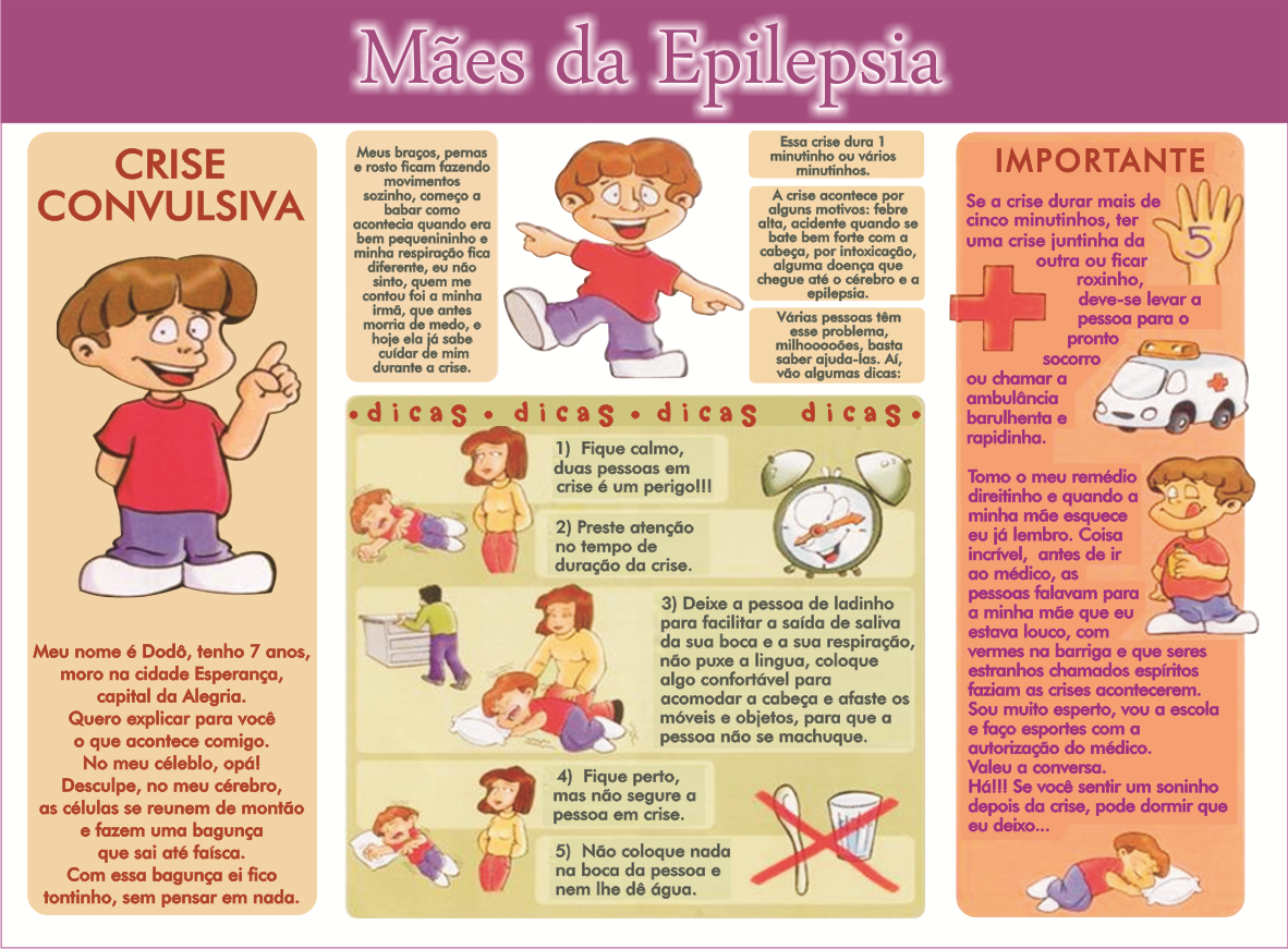 Post sobre eplepsia