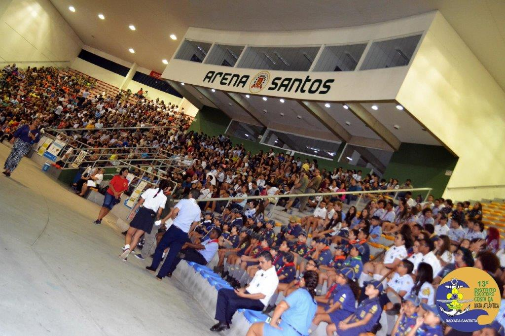 #EmAção! Distrito Costa da Mata Atlântica celebra Dia do Escoteiro
