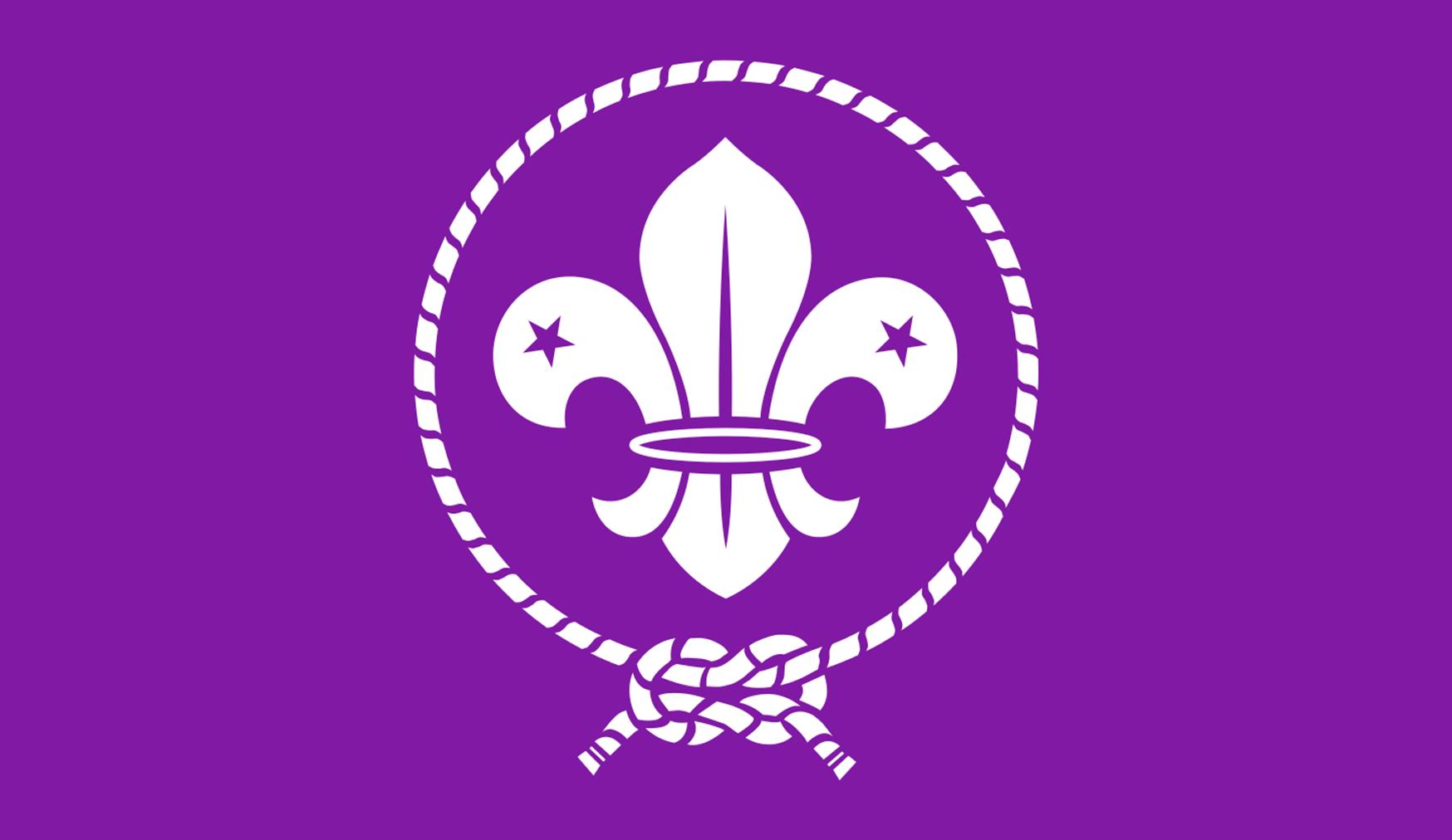 Bandeira da WOSM ficará hasteada durante o mês de abril na Câmara Municipal de São Paulo