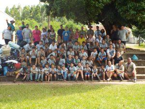 1º Acampa Grupo do Grupo Escoteiro Caburé 419/SP