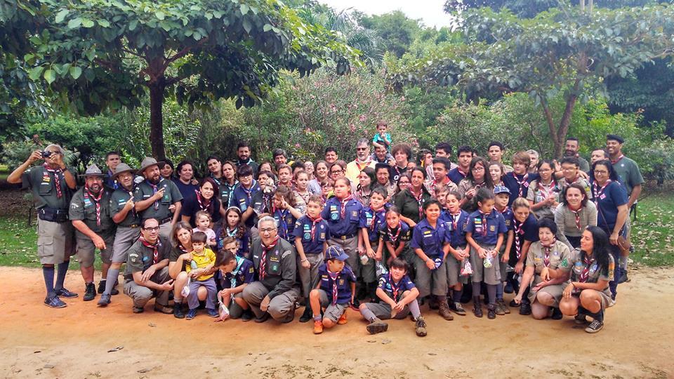#EmAção! Escoteiros de Santa Bárbara D'Oeste celebram o Dia do Escoteiro