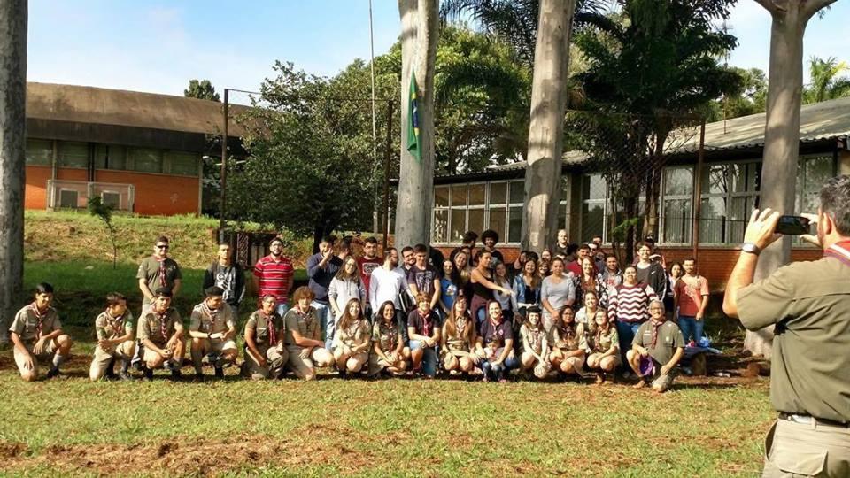 Escoteiros de Santa Bárbara D'Oeste realizam projeto nacional de EducAÇÃO Escoteira