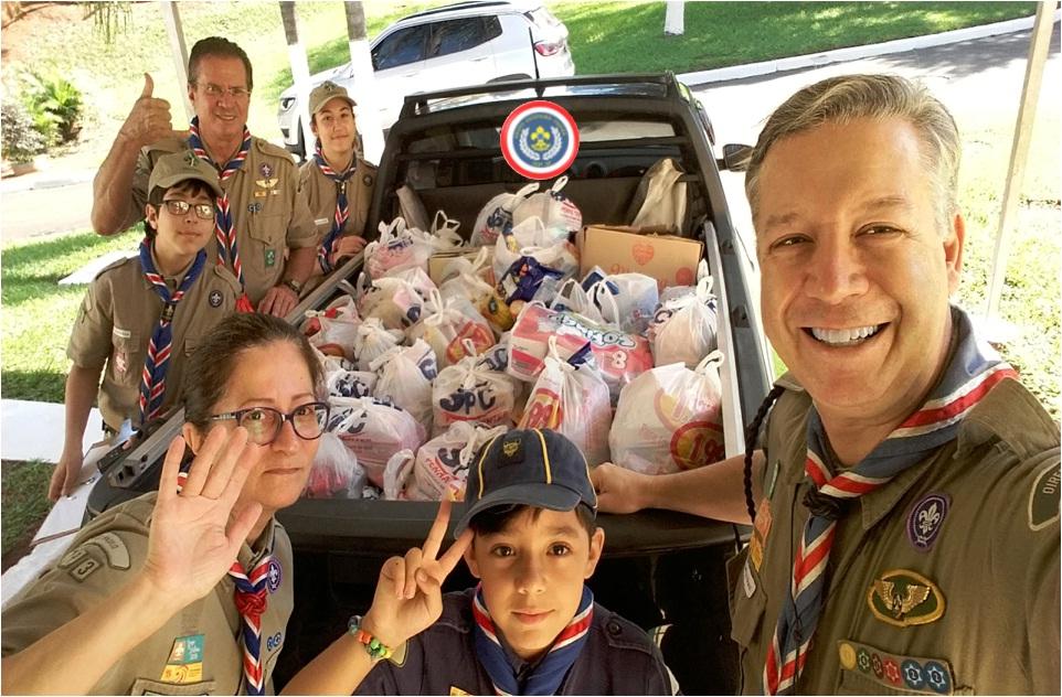 #EmAção! Campanha Relâmpago arrecada mais de 400kg de alimentos em Itapira