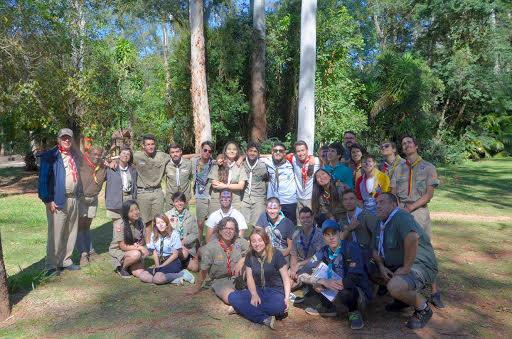 Lobinhos, Escoteiros e Pioneiros se reúnem para o XI Grande Jogo Distrital da Amizade