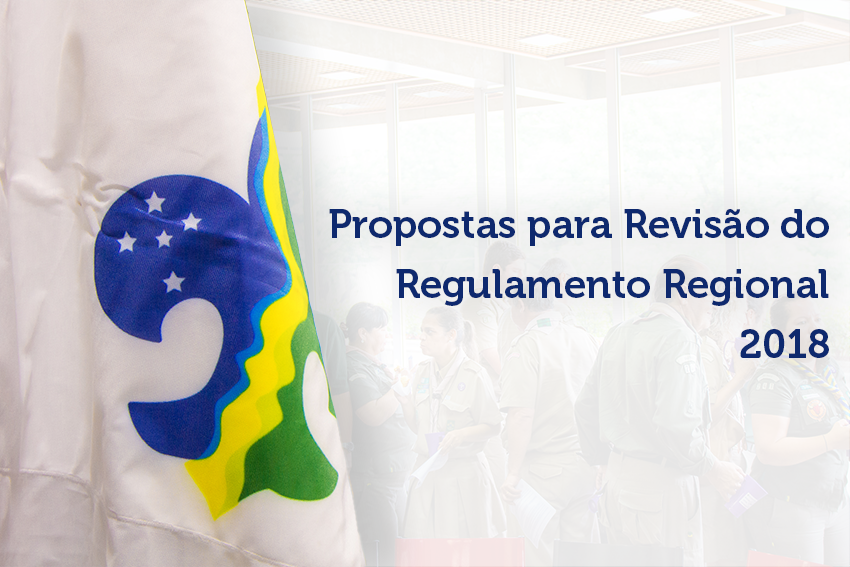 Propostas de alteração do Regulamento Regional – 1ª versão