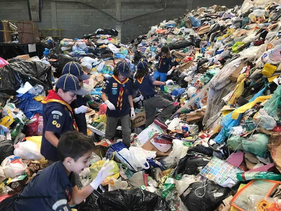 #EmAção: reciclagem no MutEco do G.E. Guaianazes