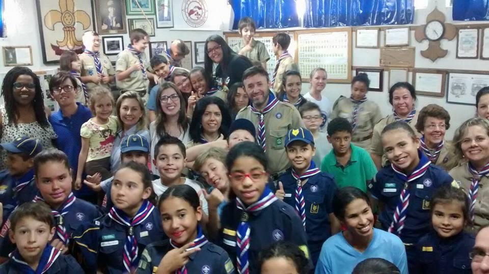 Bullying é tema de debate com jovens do G.E. Campos Salles
