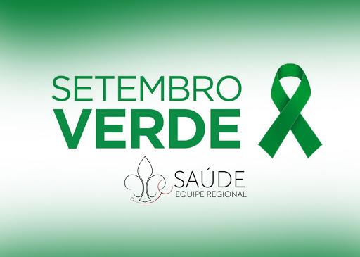 Setembro Verde: vamos trabalhar na inclusão das pessoas com deficiência