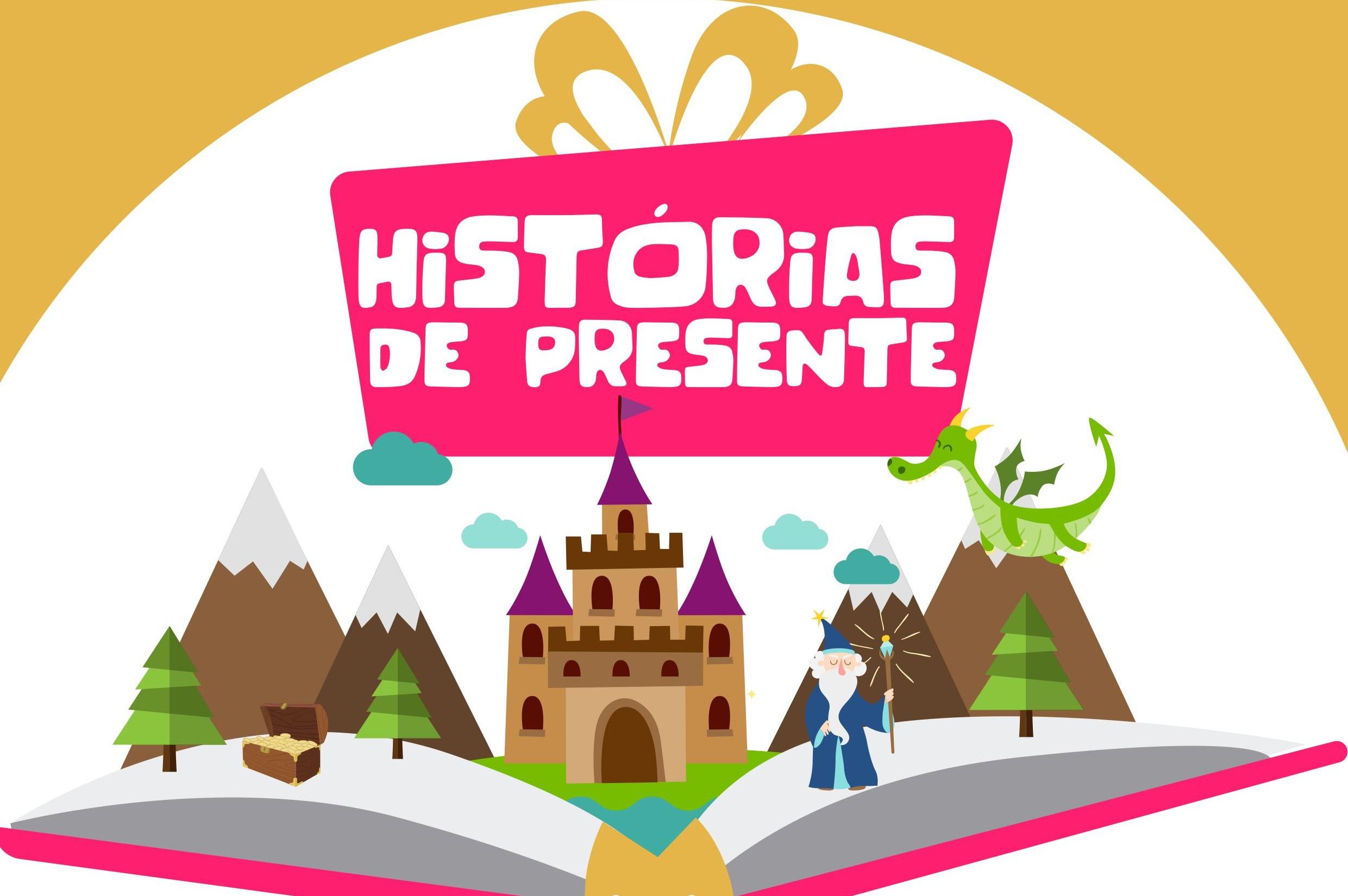 Campanha: Histórias de Presente