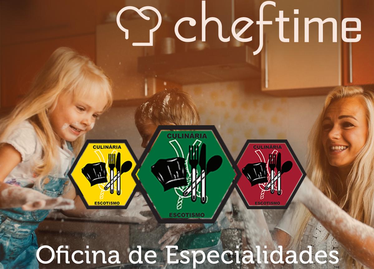 Oficina de Especialidade: Culinária
