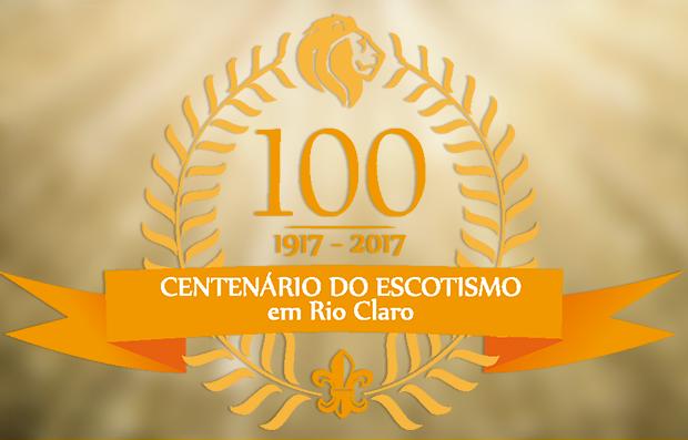 Centenário do Escotismo em Rio Claro 1917 – 2017