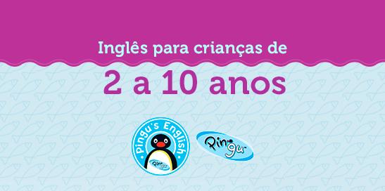 Novo benefício com Pingu's English School