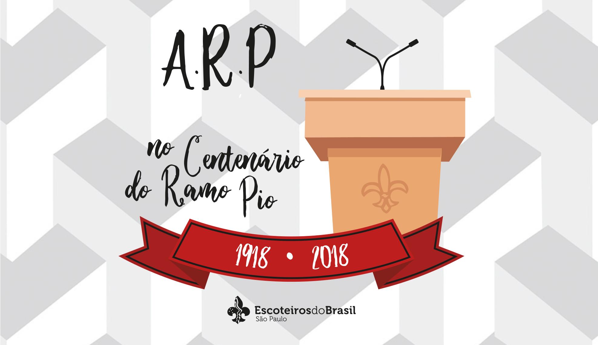 Comercialização de produtos e serviços – ARP 2018