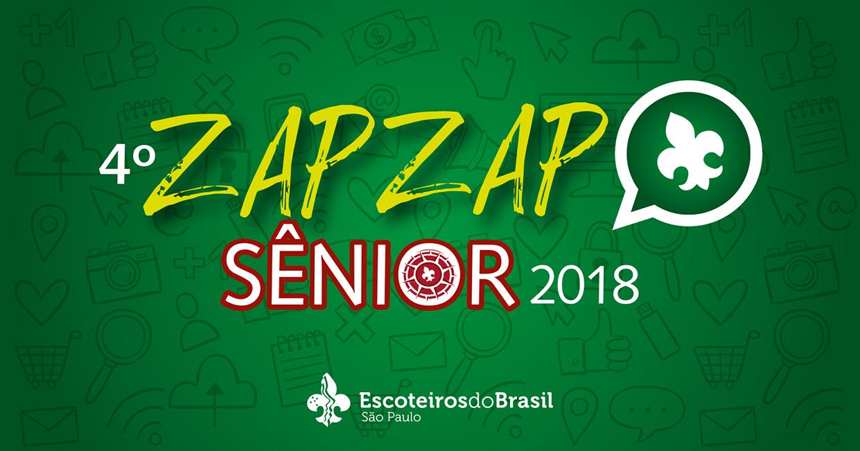 4º Zap Zap Sênior