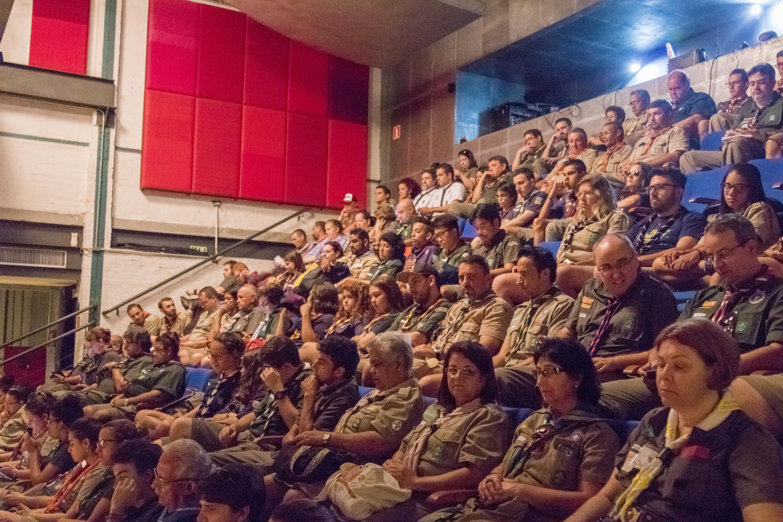 Mais de 500 escoteiros se reúnem em Assembleia Regional de Piracicaba