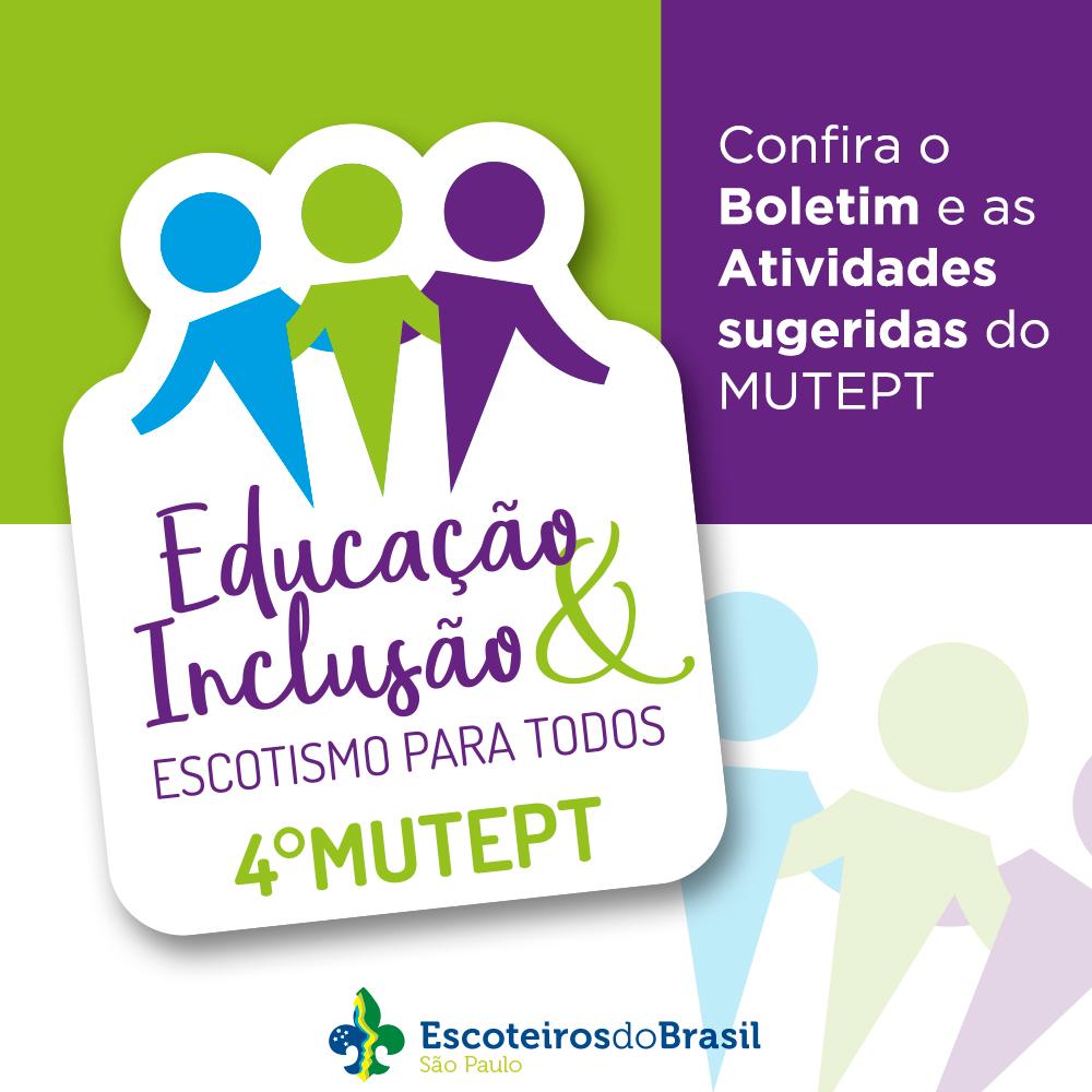4º MUTEPT: Educação e Inclusão