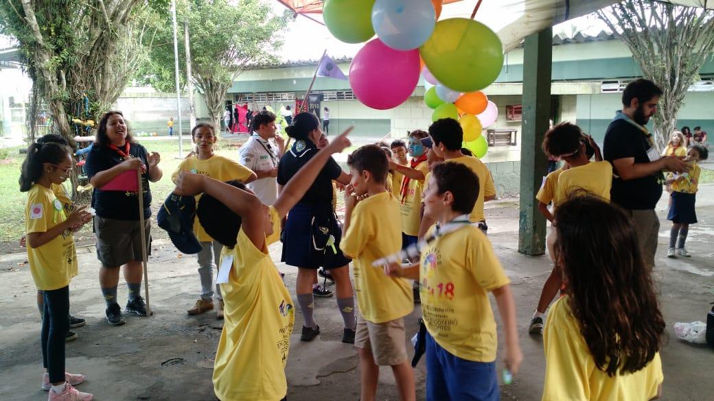 Rally de Lobinhos movimenta alcateias do estado