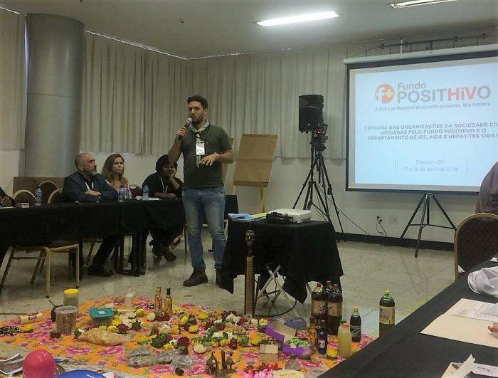 Região Escoteira de São Paulo participa da I Oficina das Organizações da Sociedade Civil apoiadas pelo Fundo PositHiVo