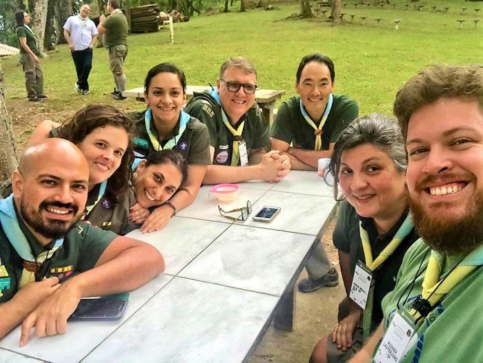 Paulistas participam de Curso Nacional de Gestores de Programa Educativo no Paraná