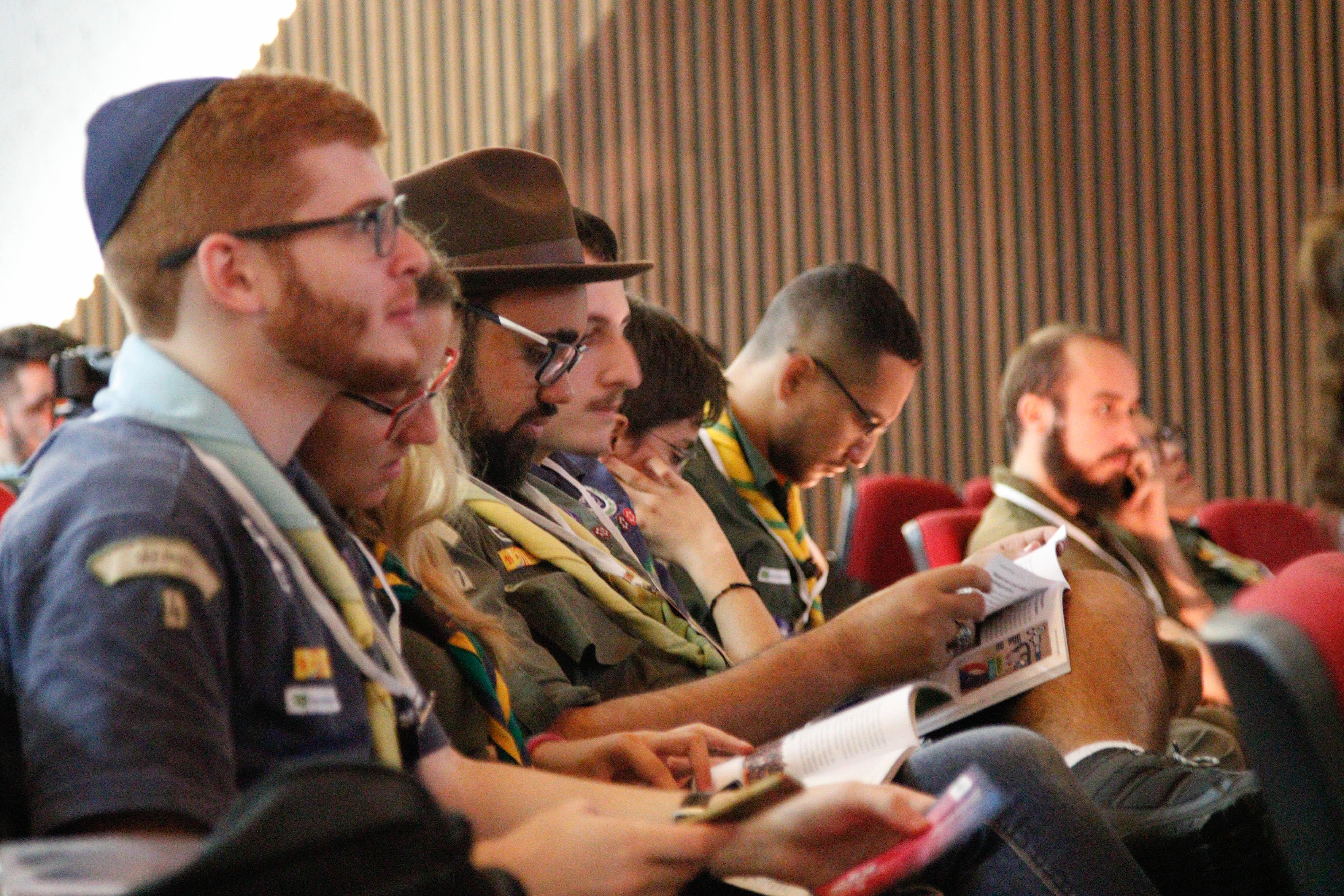 Veja como foi a participação paulista no 24º Congresso Nacional Escoteiro