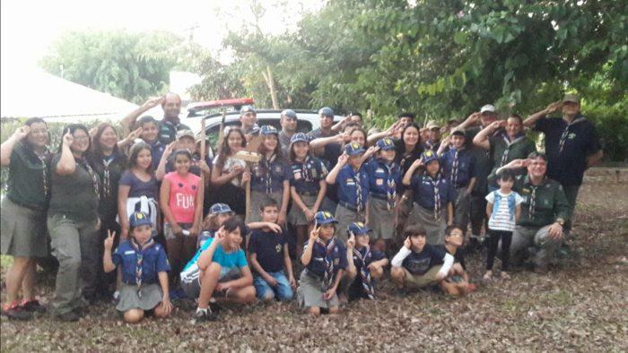Prefeitura de Catanduva é parceira de escoteiros em atividade ambiental