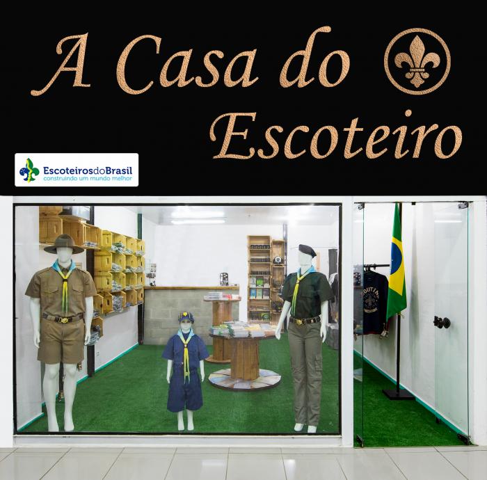 Loja Escoteira ganha ponto de distribuição autorizada em Sorocaba