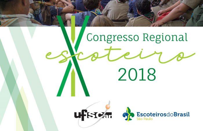 Congresso Regional Escoteiro 2018