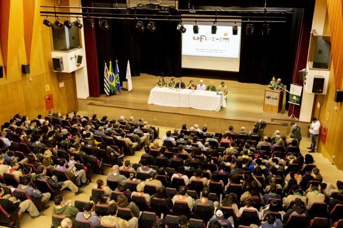 Congresso Regional Escoteiro promove troca de conhecimentos