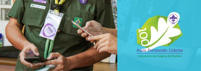 Região Escoteira de SP ganha site e app para cursos de adultos
