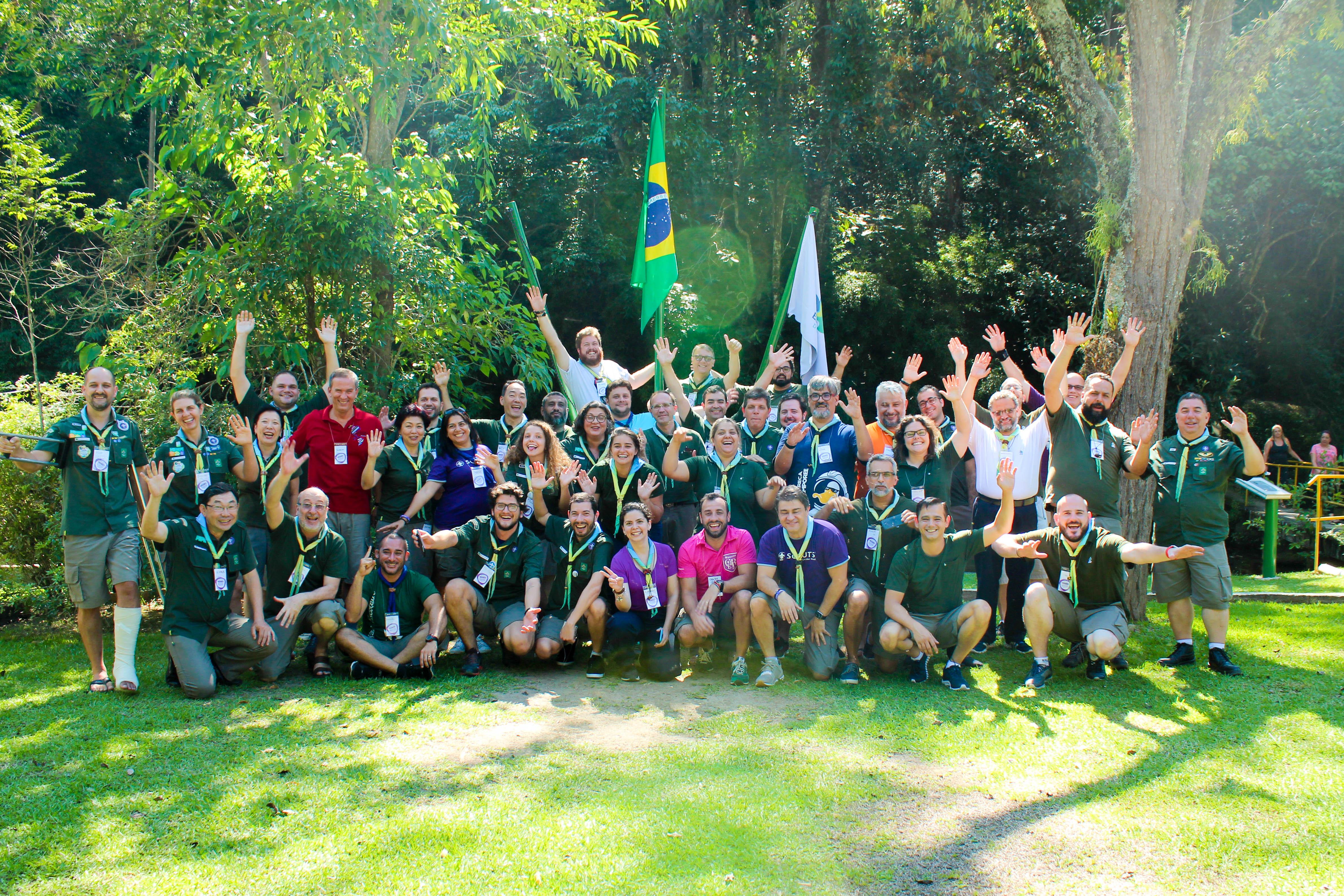 2º Encontro Sul e Sudeste de Escotistas e Dirigentes acontece em São Paulo