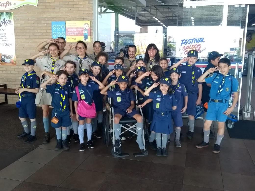 GE Carajuru 53/SP realiza ações comunitárias em junho