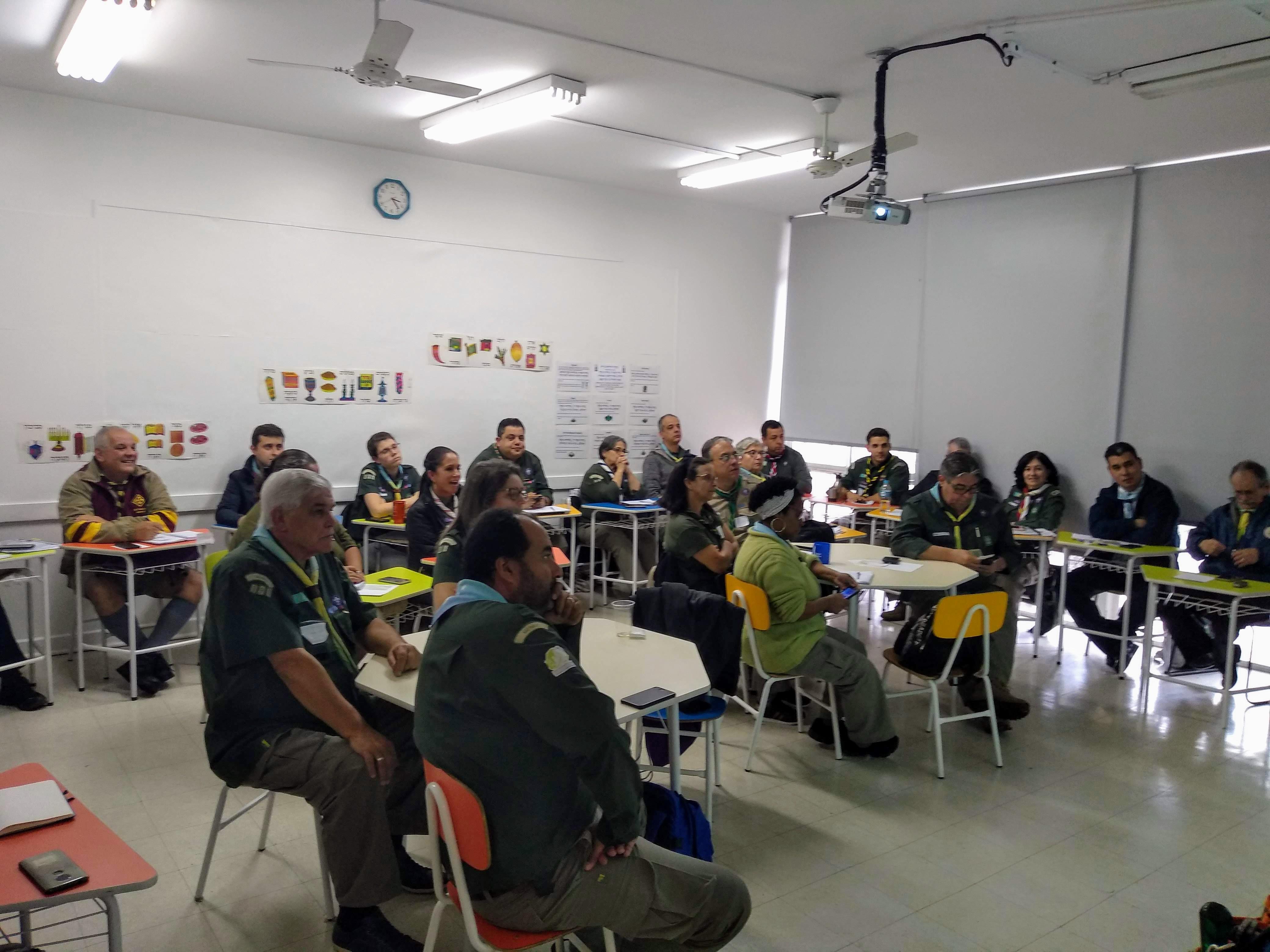 Primeiro Curso Técnico de Gestão Distrital acontece em São Paulo