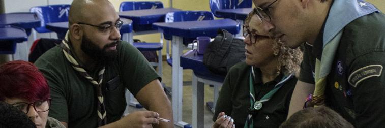 Seminário sobre proposta de novo Estatuto dos Escoteiros do Brasil