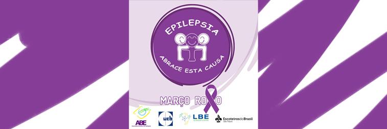 Março Roxo 2020 – Epilepsia: Abrace esta causa!