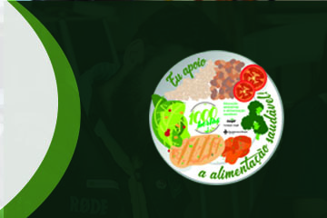Dez passos para uma alimentação adequada e saudável