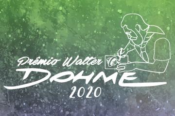 Finalistas do Prêmio Walter Dohme 2020