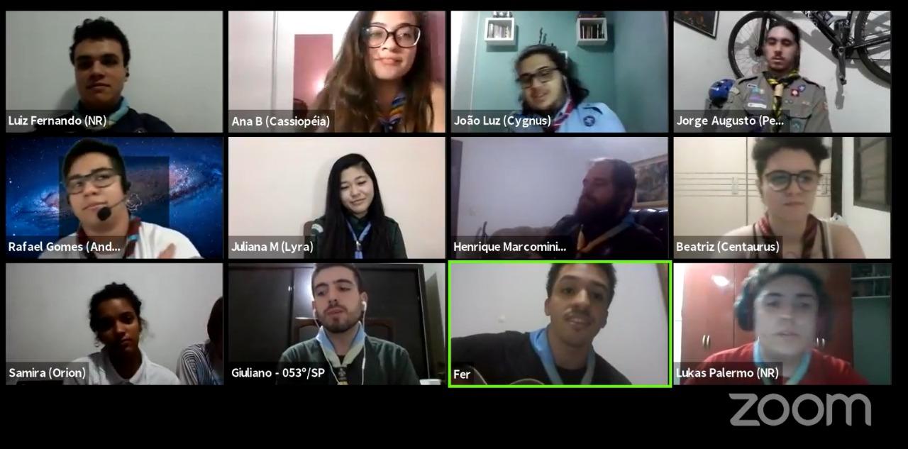 Como foi: Encontro Regional de Jovens Líderes 2020