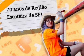 70 anos da Região Escoteira de São Paulo