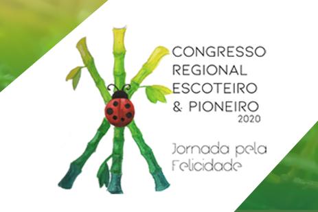 Confira o encarte do Congresso Regional Escoteiro e Pioneiro 2020