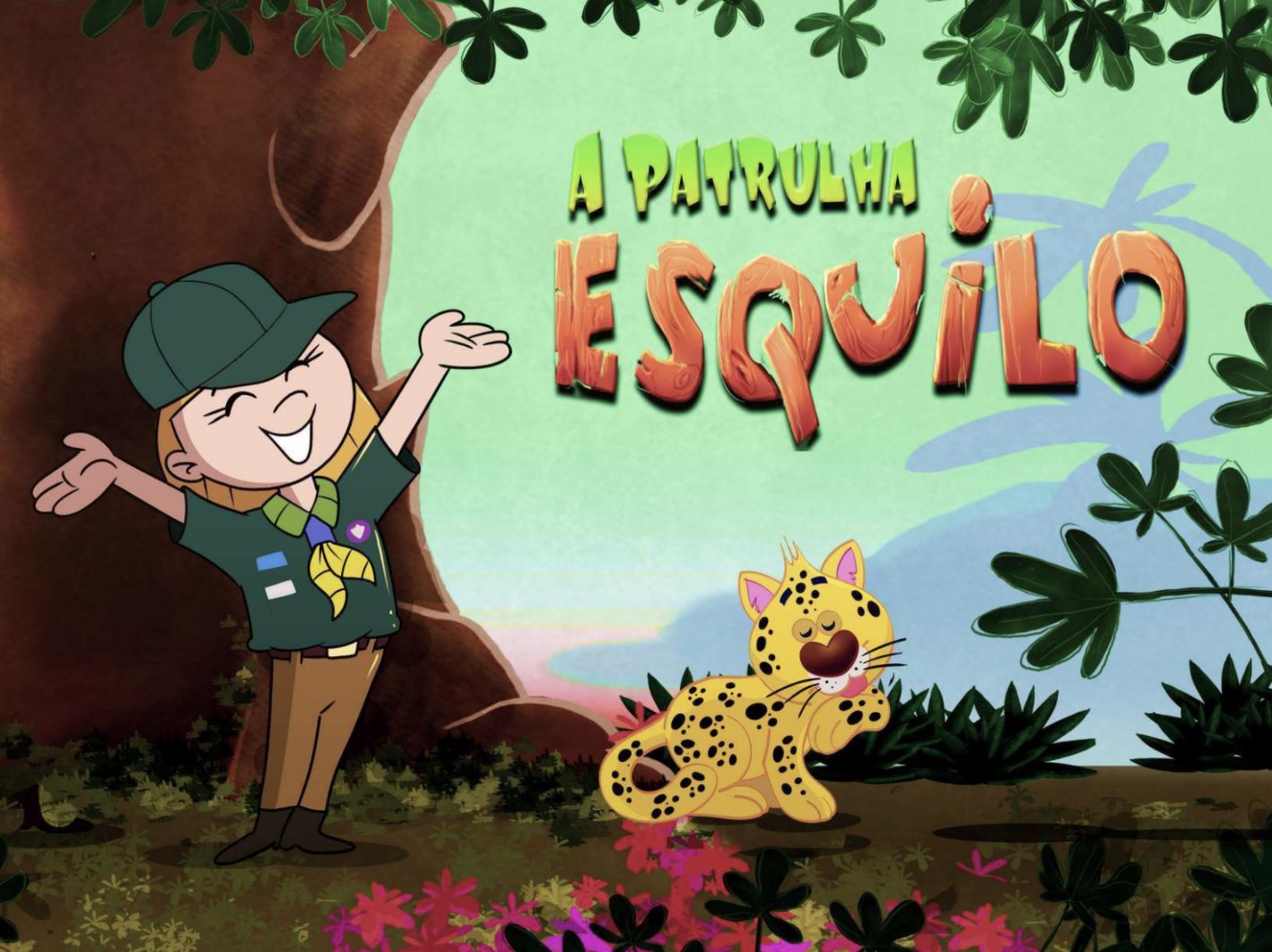 Patrulha Esquilo: destine parte de seu IPTU para série animada sobre Escotismo